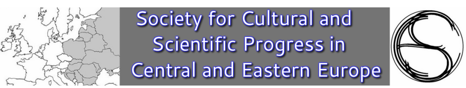 Society for cultural and scientific progress in  Central and Eastern Europe